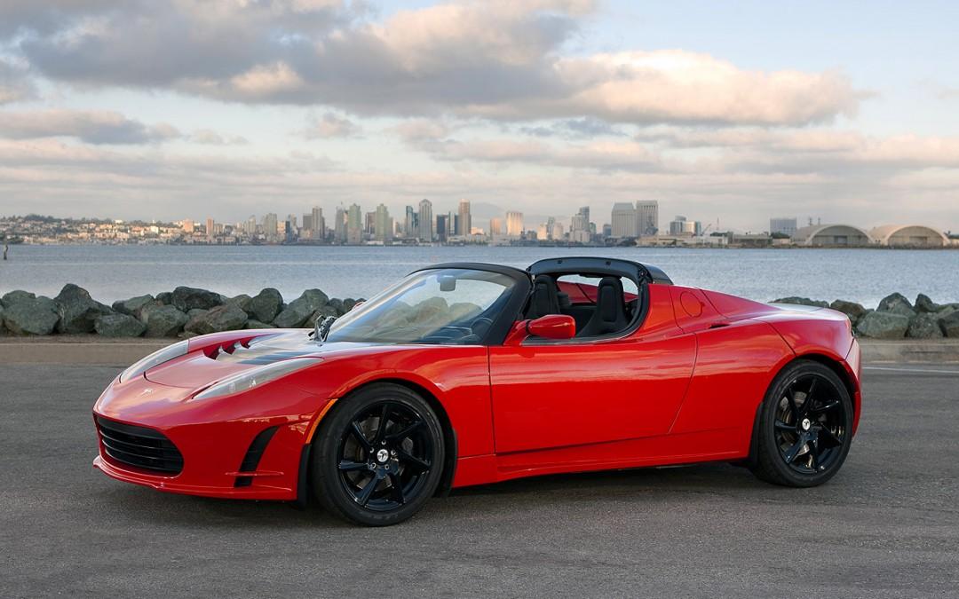 Así es el nuevo Tesla Roadster 2.5! En venta desde 100.000 €