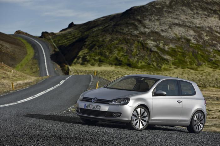 Prueba de consumo (9): VW Golf 1.6-TDI-105 DSG