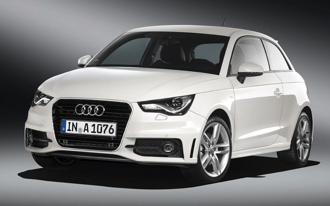 Nuevo Audi A1 2.0 TDI de 143 CV en venta por 22.800 Euros.