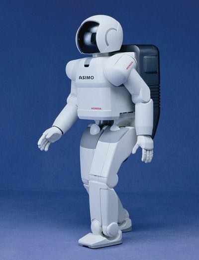 La conducción y el robot de Asimov