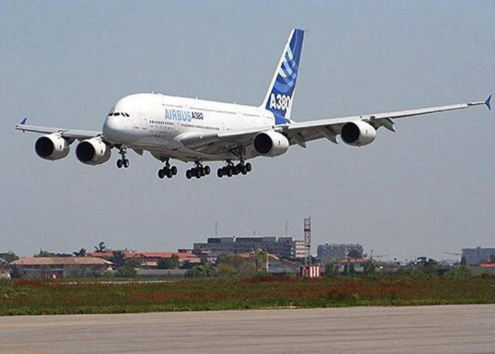 El avión está por inventar.