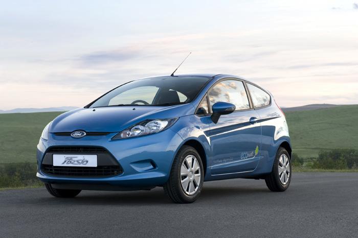 Prueba de consumo (14): Ford Fiesta ECOnetic 1.6-TDCi