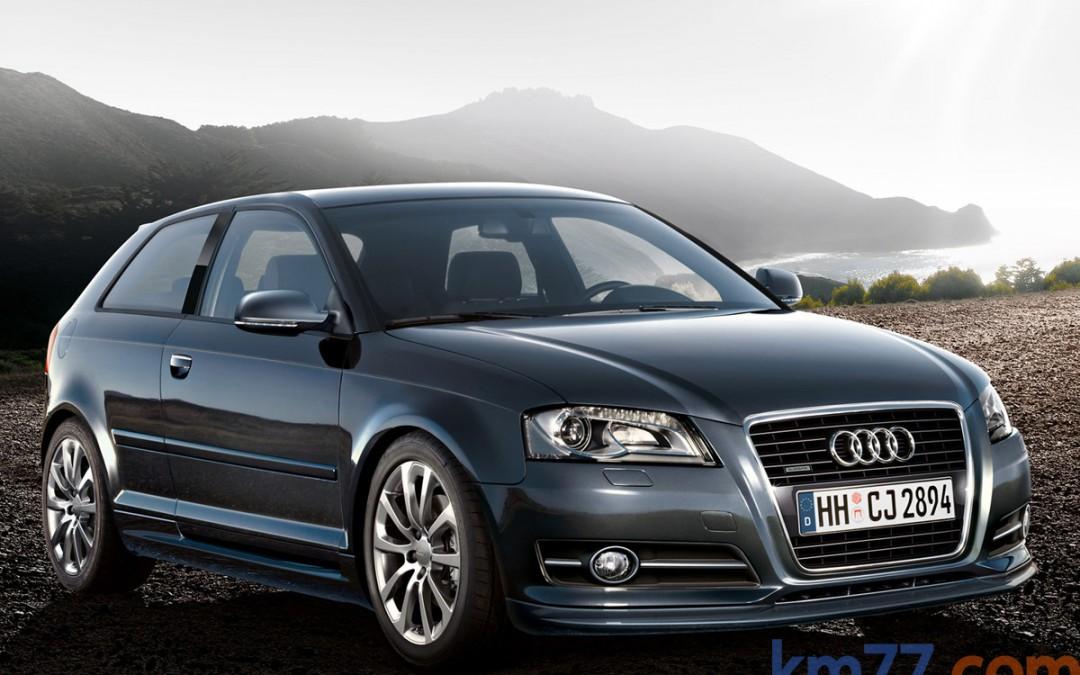 Audi pone en venta el A3 2010. Novedades en el aspecto y los motores.
