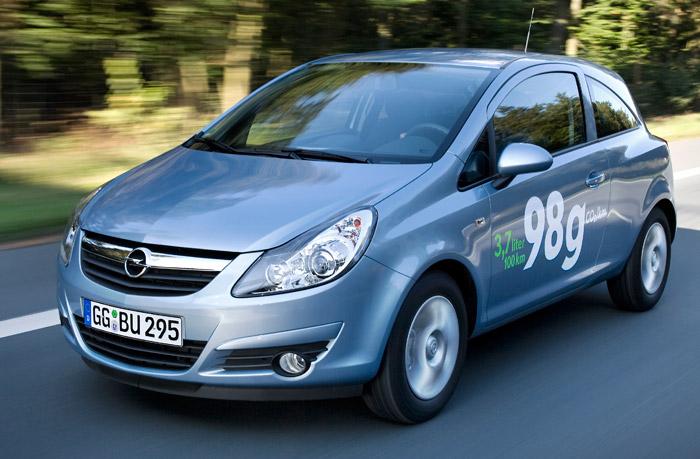 Prueba de consumo (22): Opel Corsa ecoFLEX 1.3-CDTI