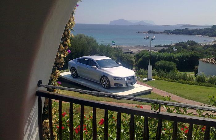 Presentación del A7 Sportback. Lo mejor de tres mundos (ja).