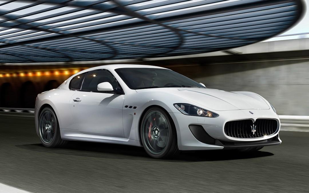 Maserati GranTurismo MC Stradale: 450 CV