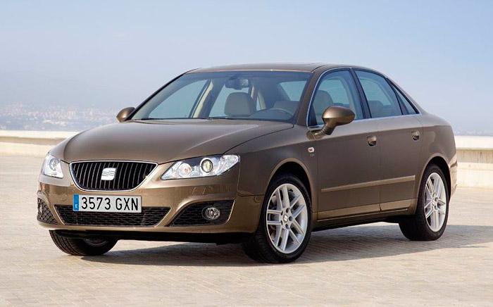Prueba de consumo (24): Seat Exeo Sport 2.0-TSI