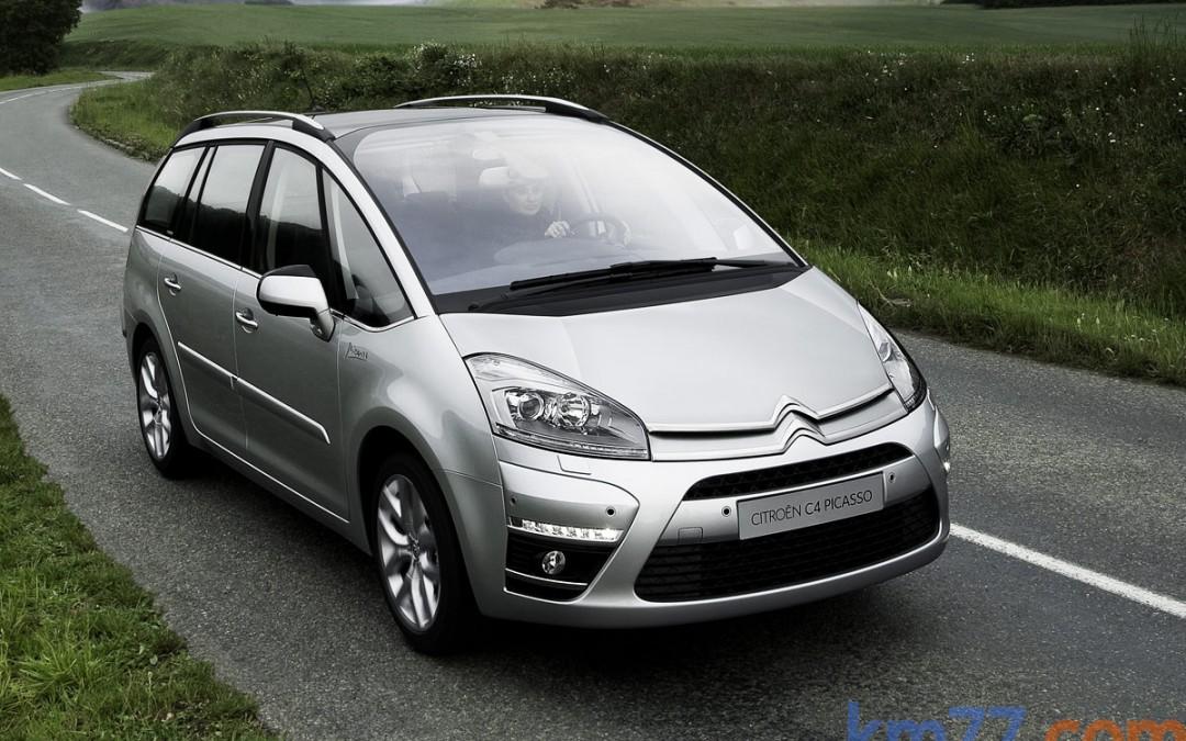 Todos los precios del nuevo Citroën C4 Picasso. Desde 17.100 €