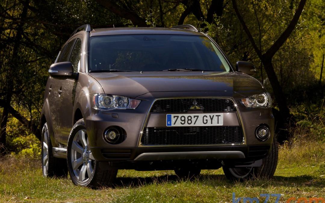 Nuevo motor Diesel de 177 CV para el Mitsubishi Outlander