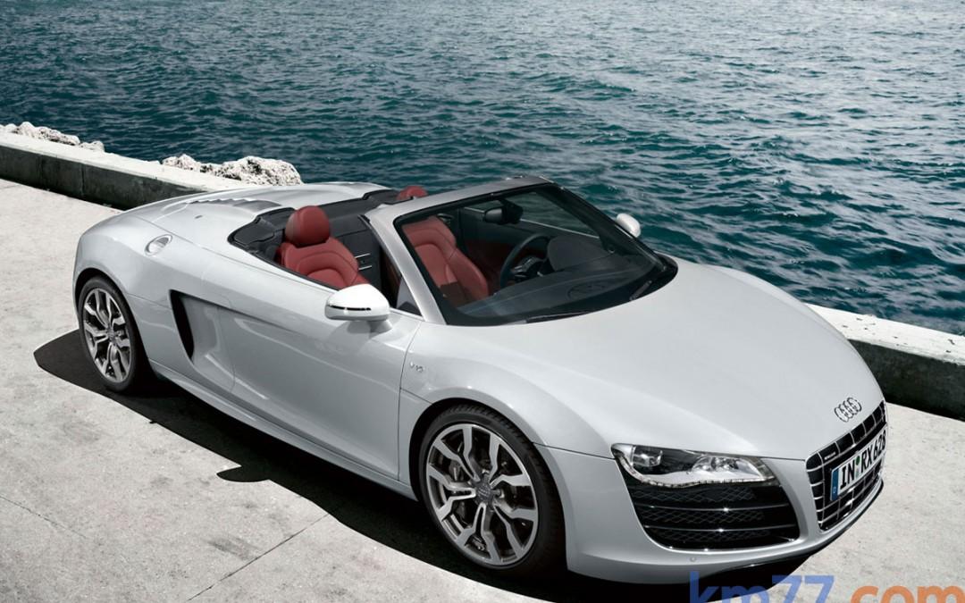 Audi R8 Spyder V8, en venta desde 140.000 €