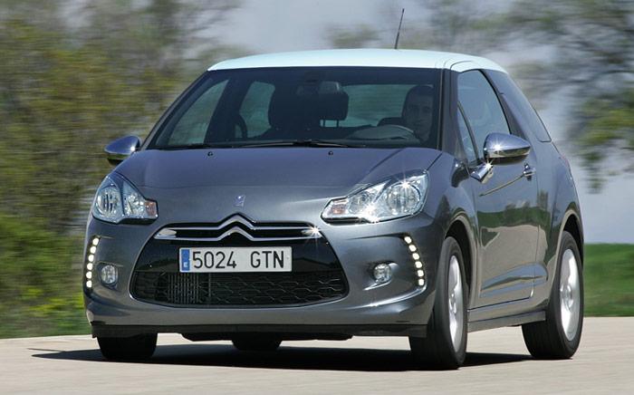 """Prueba de consumo (25): Citroën DS-3 1.6-HDi-90 CV """"99 gramos"""""""