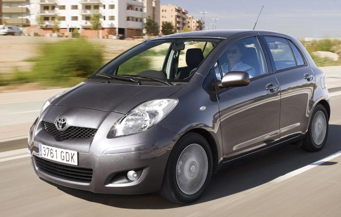 Prueba de consumo (26): Toyota Yaris TS 1.4 D-4D MMT-6