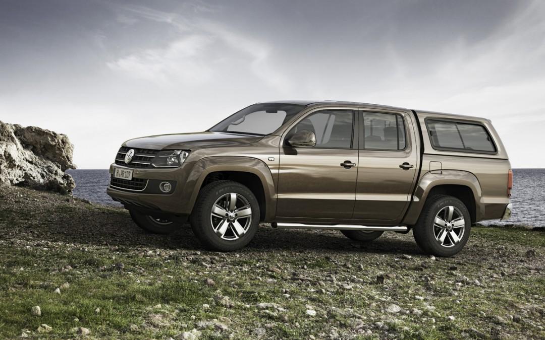 Volkswagen Amarok, ahora con cubierta para la carga. En venta desde 27.000 euros