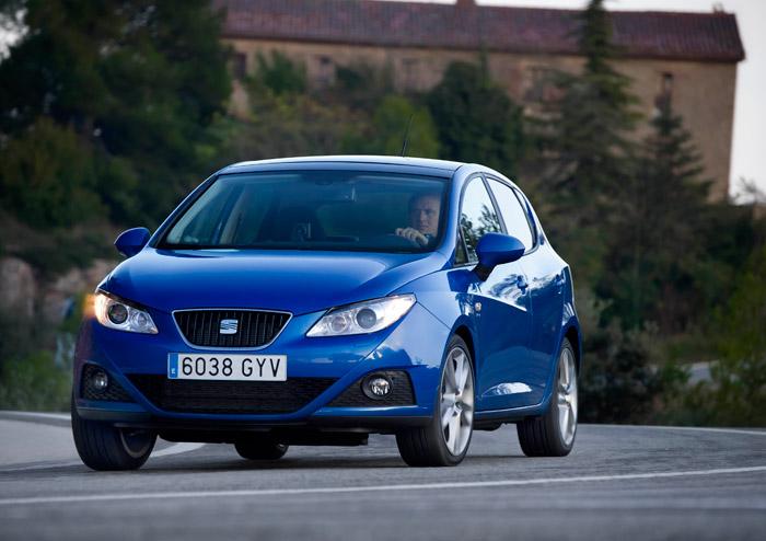 Prueba de consumo (31): Seat Ibiza 1.2-TDI 75 CV 3 cilindros