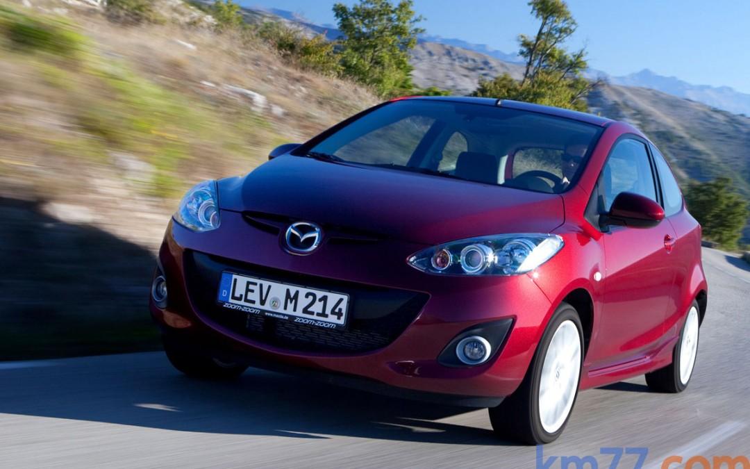 Todos los precios del nuevo Mazda2. Desde 12.950 €