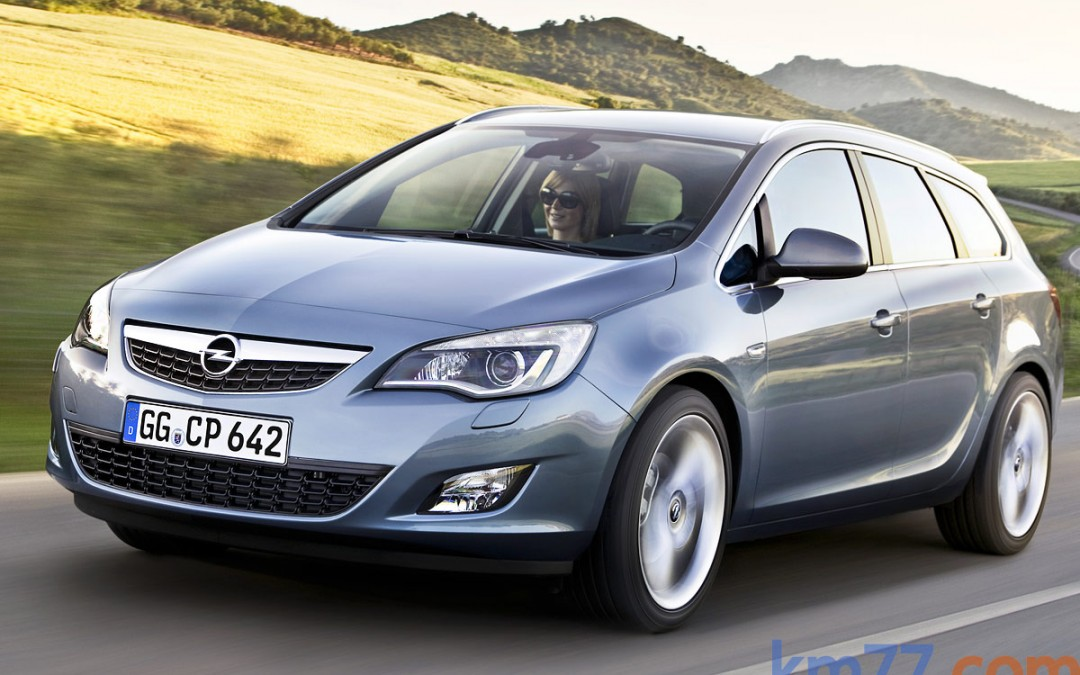 Todos los precios del Opel Astra Sports Tourer
