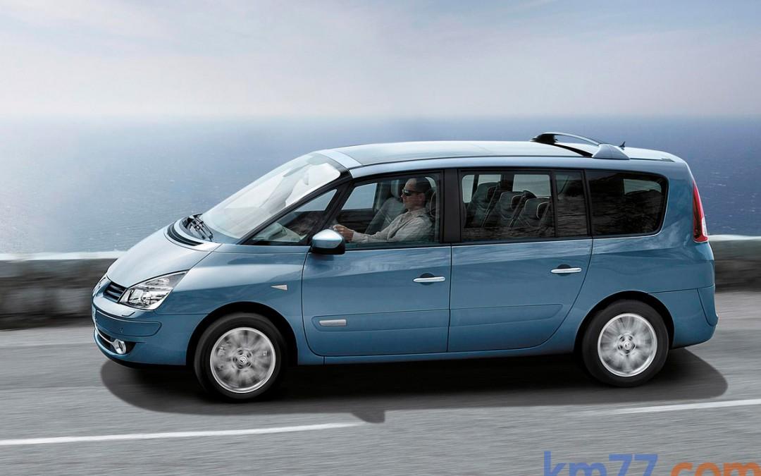 Renault Espace 2011, en venta desde 29.400 euros