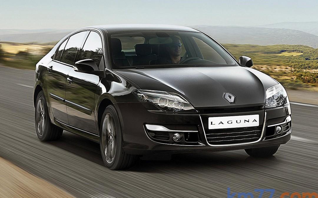 Renault Laguna: reducción de consumo en la gama Diesel. Ya en venta desde 20.400 €