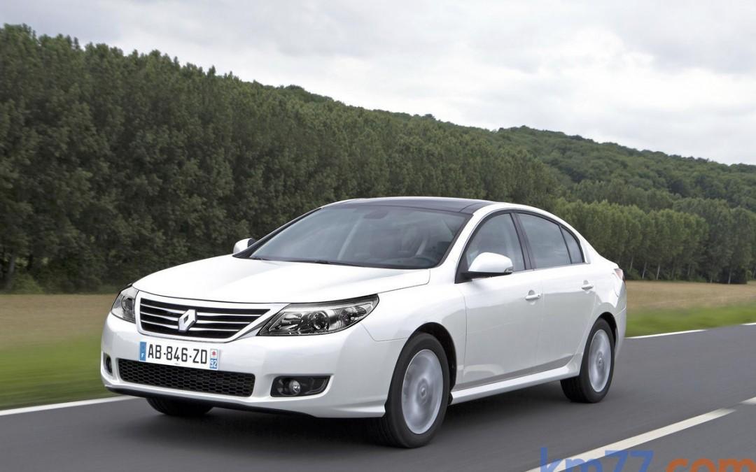 Todos los precios del Renault Latitude. Disponible desde 23.800 €