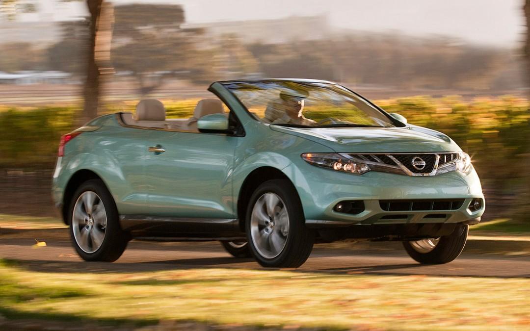 Así es el Nissan Murano descapotable!