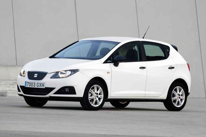 Prueba de consumo (33): Seat Ibiza Ecomotive 1.2-TDI-75 3 cilindros