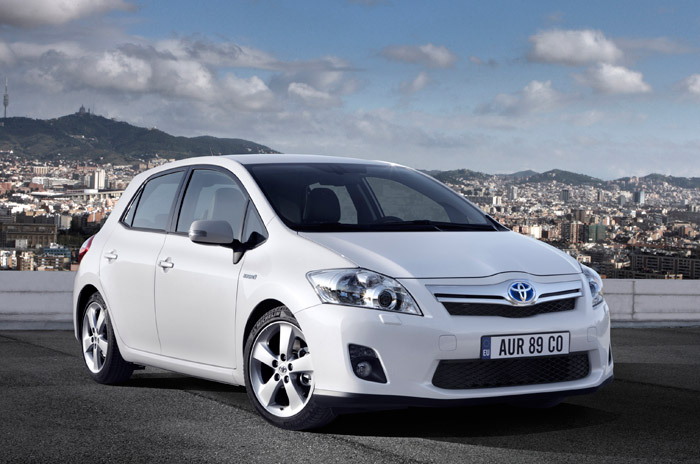 Prueba de consumo (35): Toyota Auris HSD (híbrido)