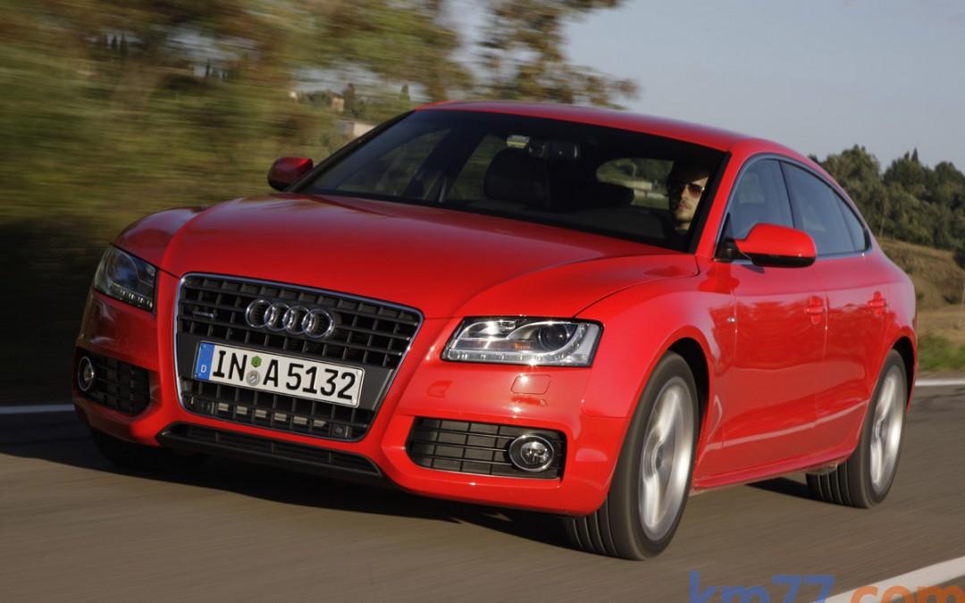 Nuevos motores para el Audi A5 Sportback