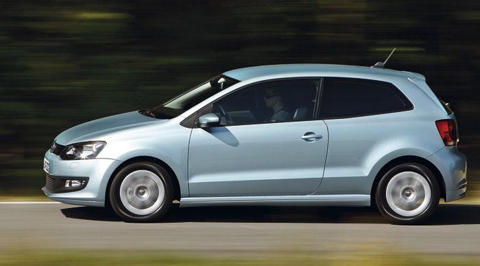 Prueba de consumo (37): VW Polo BlueMotion 1.2-TDI-75 3 cilindros