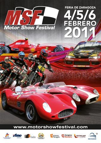 Motor Show Festival. Sorteamos 10 entradas dobles.