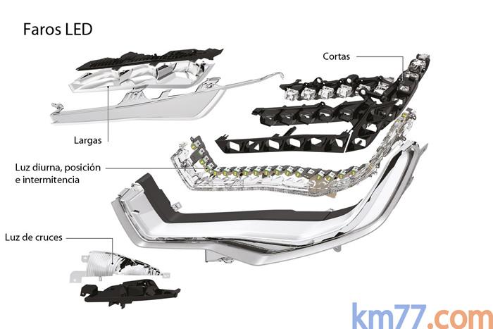 Audi A6. Mareo inalámbrico