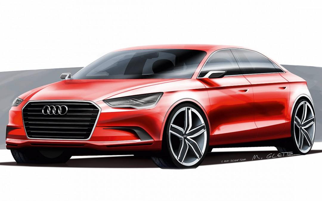 Audi A3 Concept, así será el próximo A3.