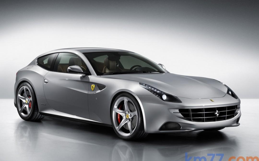 Así es el Ferrari FF! Desde 290.000 Euros