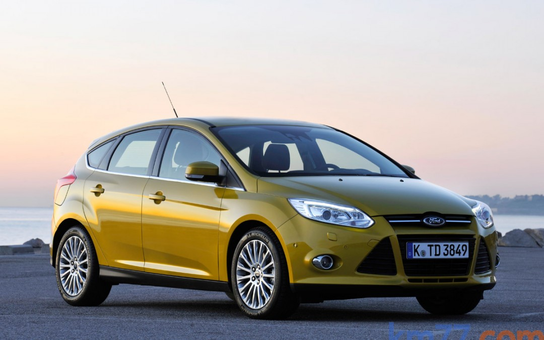 Nuevo Ford Focus 1.0 Ecoboost ya en venta!