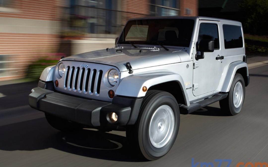 Todos los precios del Jeep Wrangler 2011