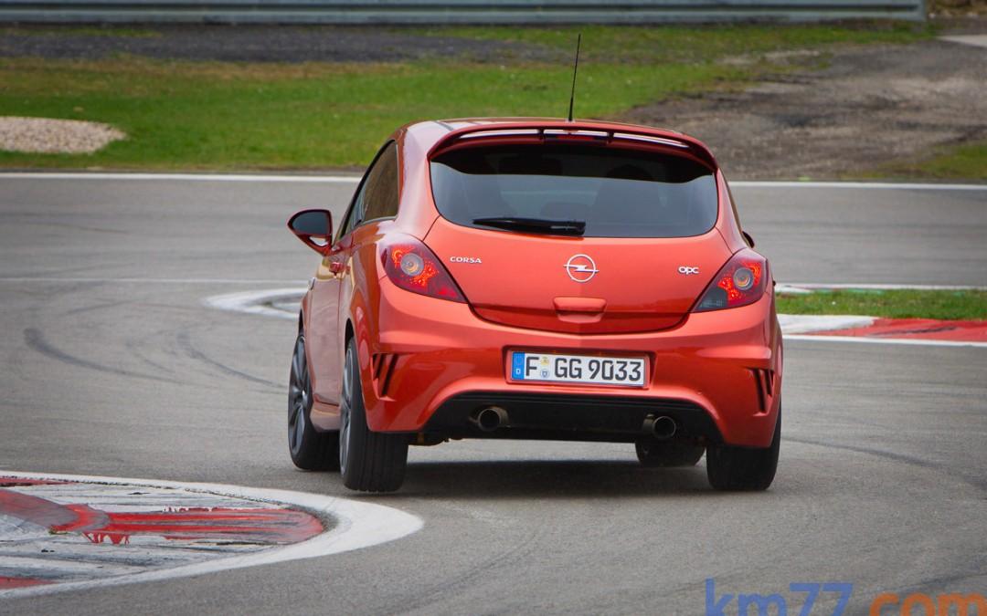 Nuevo Opel Corsa ecoFLEX 95 CV: 3,3 litros cada 100 km.