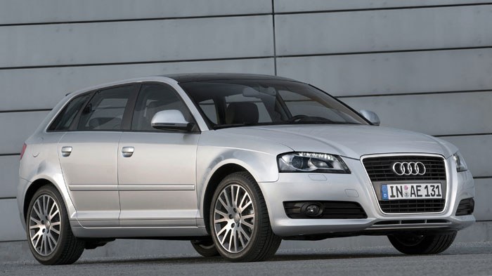 Prueba de consumo (49): Audi A3 Sportback 1.2-TFSI 105 CV DSG