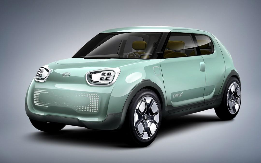 Naimo, el nuevo concept car eléctrico de KIA