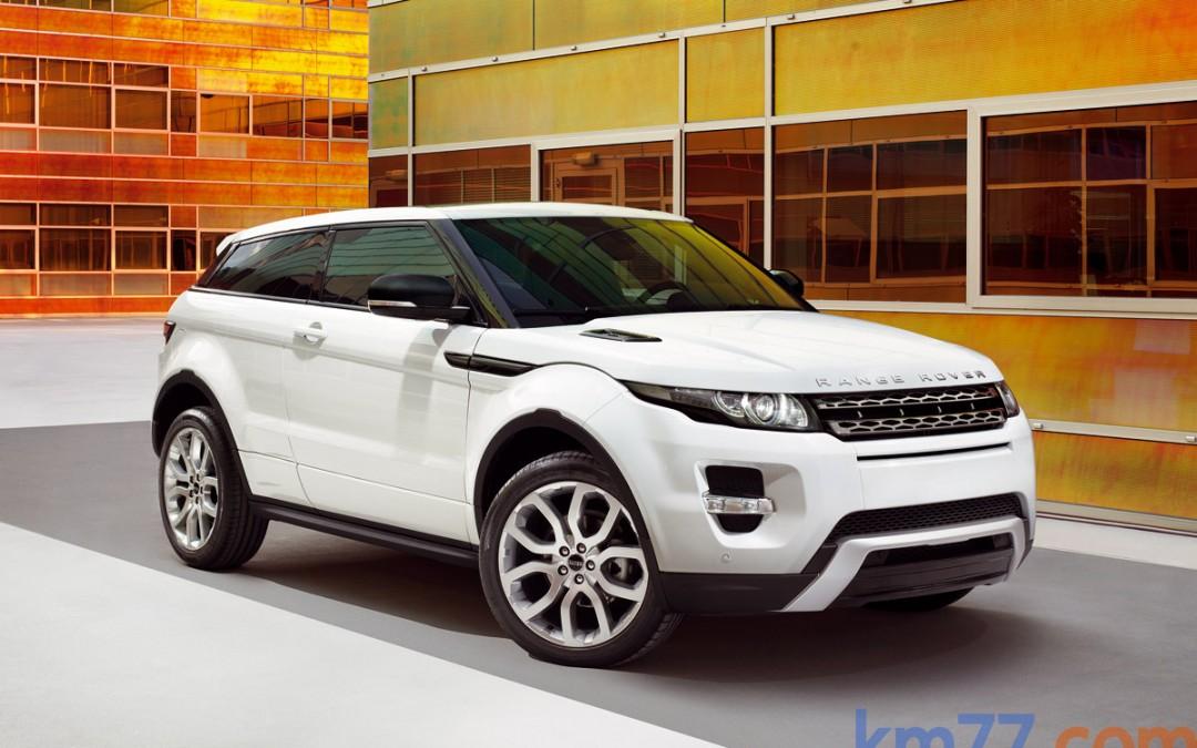 Range Rover Evoque, disponible desde 33.600 Euros