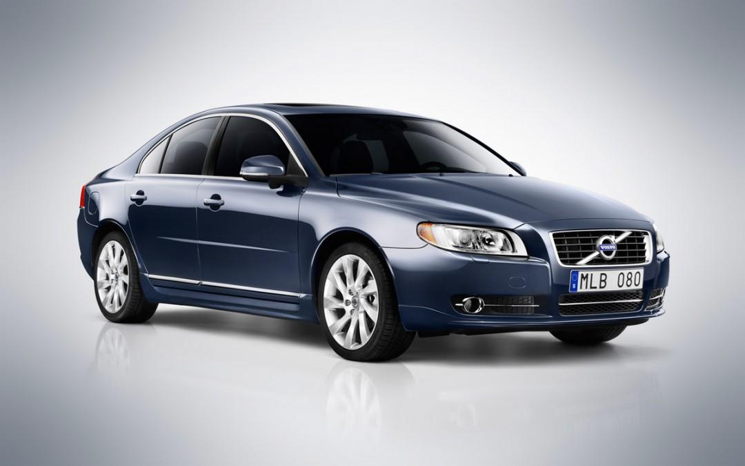 Nuevos Volvo S80, V70 y XC70 ya en venta.
