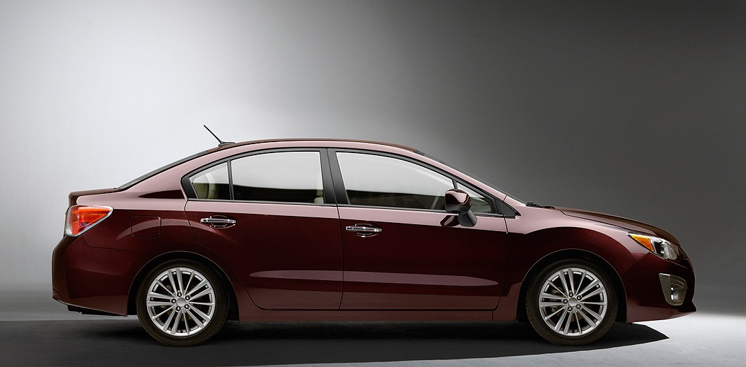 Así es el nuevo Subaru Impreza