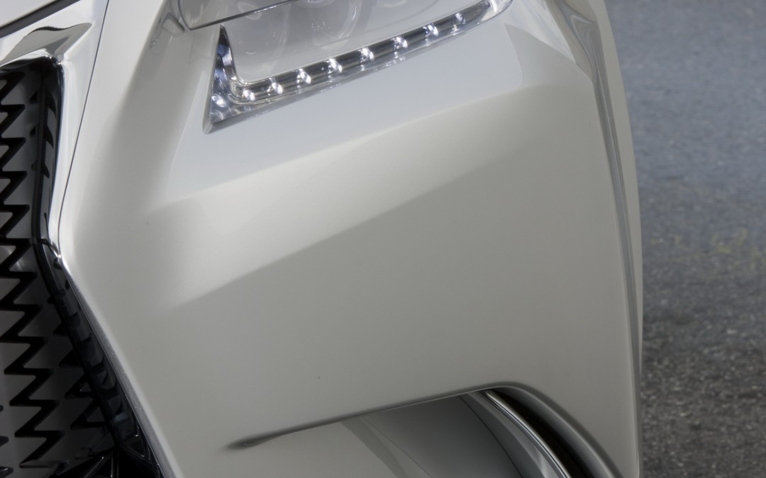 Lexus LF-Gh Concept. Primera imagen.