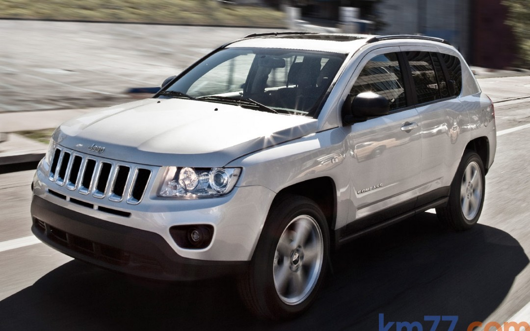 Nuevas versiones del Jeep Compass. Desde 22.800 Euros.
