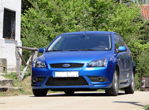 Ford Focus 1.8 TDCi 115 CV