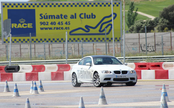 BMW Driver Training Tour M (Parte II)