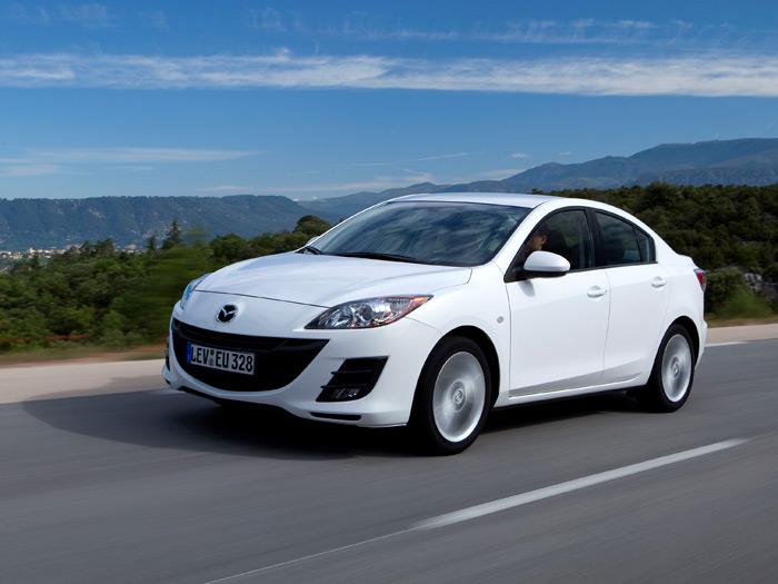 Prueba de consumo (58): Mazda3 Sedán 1.6-CRTD SOHC 115 CV