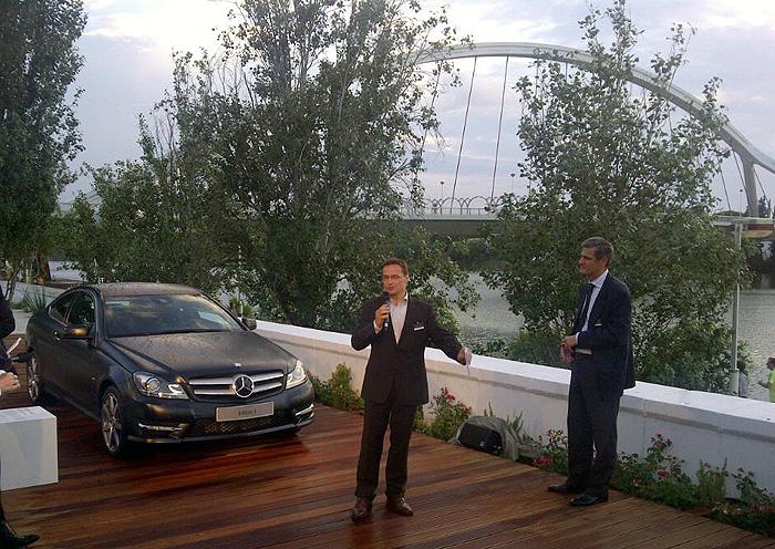 Presentación Mercedes-Benz C 63 AMG Coupé. 1 (2)