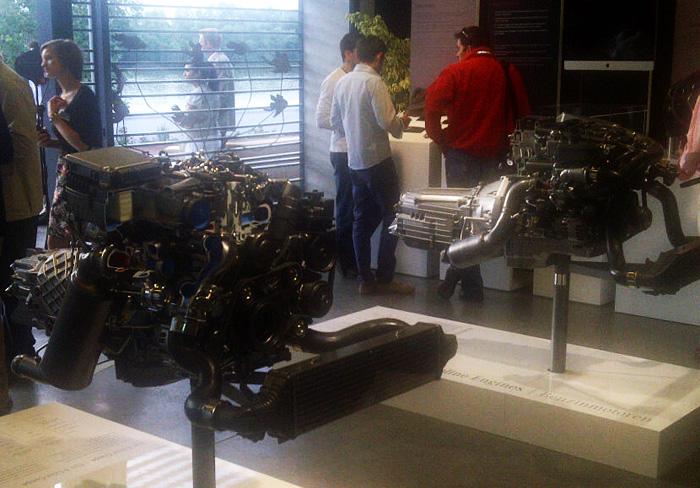 Presentación Mercedes-Benz C 63 AMG Coupé. 2