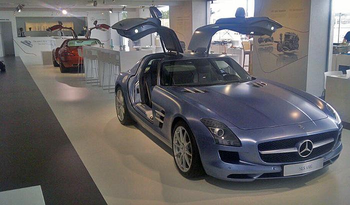 Presentación Mercedes-Benz C 63 AMG Coupé. 3