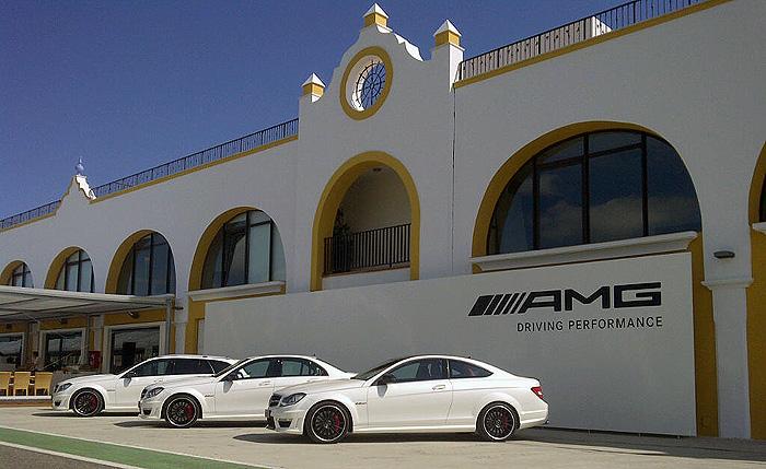 Presentación Mercedes-Benz C 63 AMG Coupé. 4
