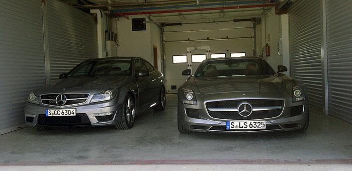 Presentación Mercedes-Benz C 63 AMG Coupé. 5